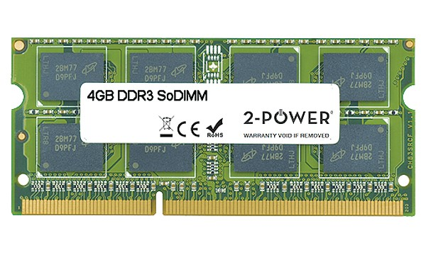 TravelMate P645-MG-74508G25tkk 4GB MultiSpeed 1066/1333/1600 MHz SoDiMM